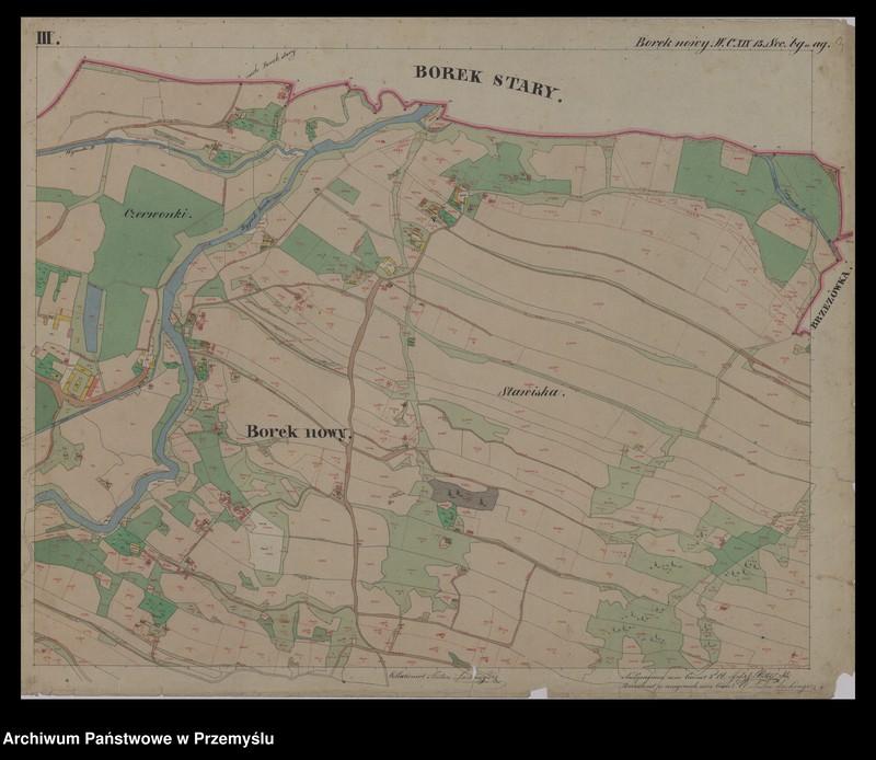 """Obraz 6 z jednostki """"Dorf Borek Nowy in Galizien Rzeszower Kreis"""""""