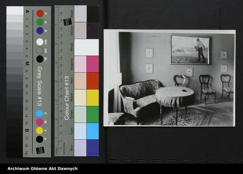"""Obraz 2 z jednostki """"Zbiór fotografii.  Zbiór fotografii przedstawiających Józefa Piłsudskiego, osobistości legionowe, pałac belwederski oraz fotokopie pism J.Piłsudskiego"""""""