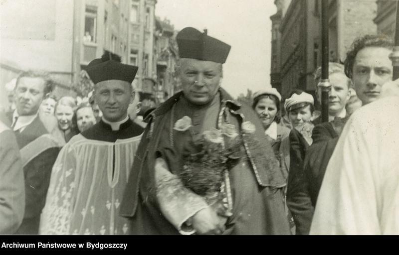 """image.from.unit """"Prymas Stefan Wyszyński w Bydgoszczy"""""""