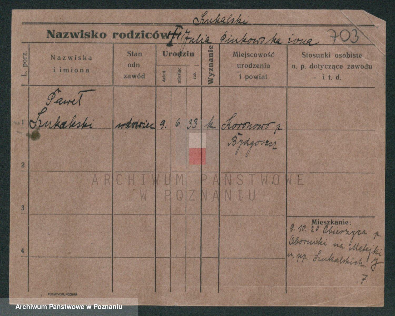 Skan z jednostki: Szubertowski - Szulawa