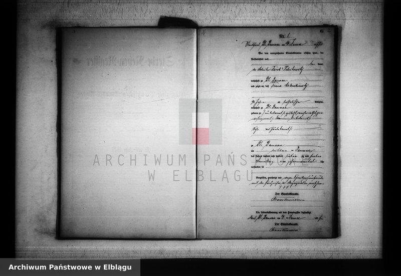 """Obraz z jednostki """"Księga zgonów 1877"""""""