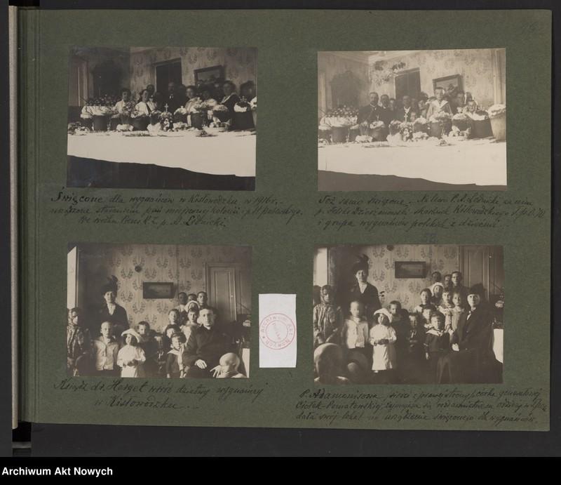"""Obraz 11 z kolekcji """"Album """"Szlakami wygnańców"""" 1915-1916"""""""