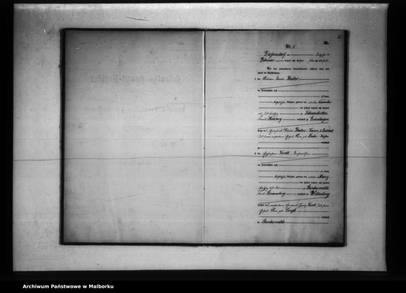 """image.from.unit """"Księga małżeństw 1877 rok"""""""