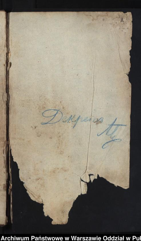 """image.from.unit """"""""Regestr wykonanych przysięgów przez Ordynacyą naznaczonych i dnia 23 czerwca roku 1789 wypełniony w Ratuszu miasta JKMci Ostrowi na sesyi dekretem assessoryi koronnej przysądzony"""" [Księga miejska Ostrowi zawierająca oblatę dekretu sądu asesorskiego, ordynację dla miasta Ostrowi, rejestr wykonanych przysiąg przez urzędników miejskich, dekret komisarski z lat 1789-1790 oraz dokumenty przekazania księgi nowemu burmistrzowi 1825, 1835]"""""""