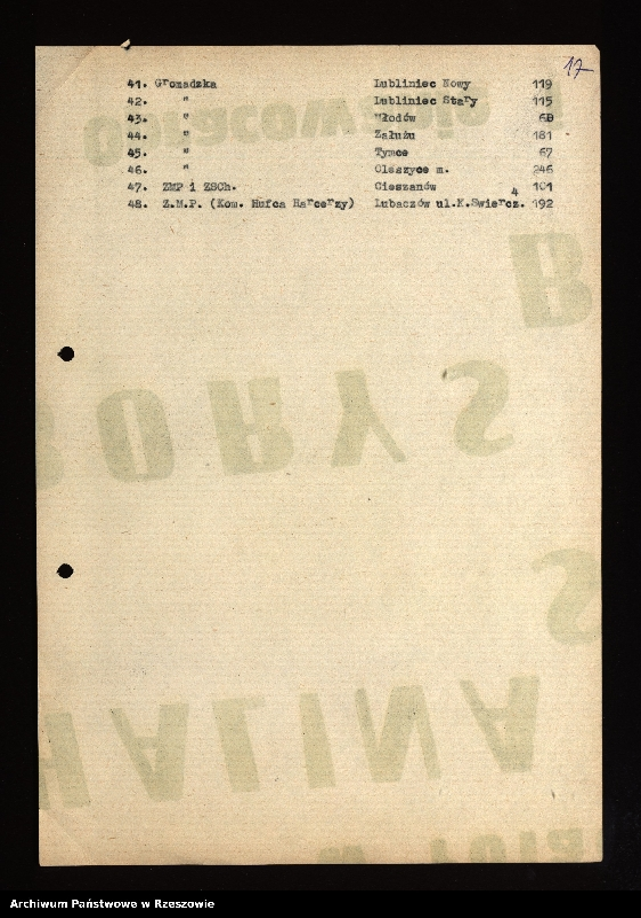"Obraz 10 z kolekcji ""Podkarpackie Biblioteki"""