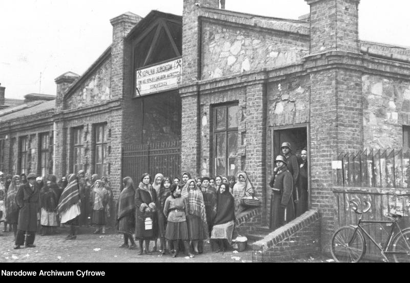 """Obraz 2 z jednostki """"Strajk górników w kopalni węgla kamiennego """"Klimontów"""" w Sosnowcu"""""""