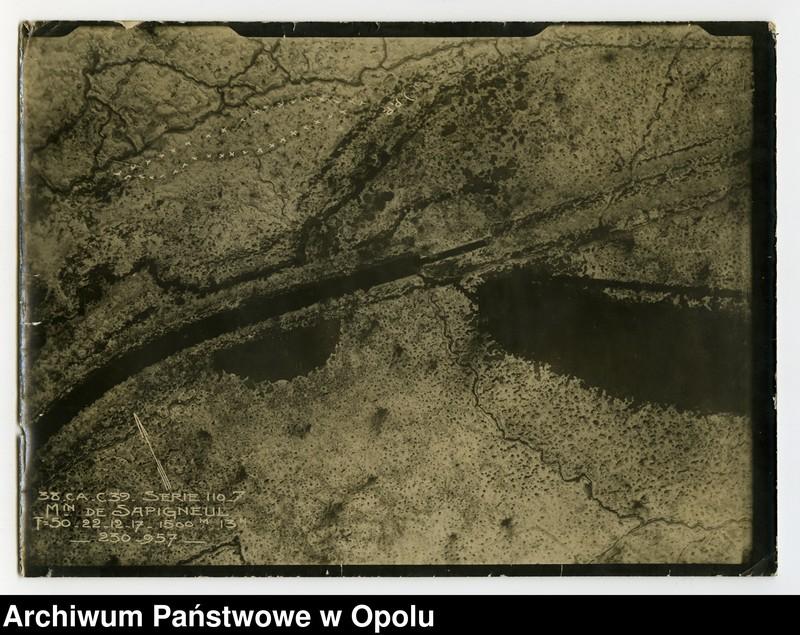 """image.from.unit """"Zdjęcia lotnicze z frontu zachodniego zima 1917- wiosna 1918"""""""