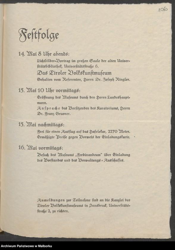 """Obraz 2 z kolekcji """"Muzeum Miejskie w Malborku"""""""