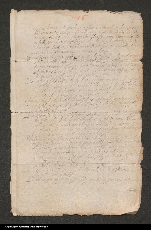 """image.from.collection.number """"Wychowanie Janusza Radziwiłła"""""""