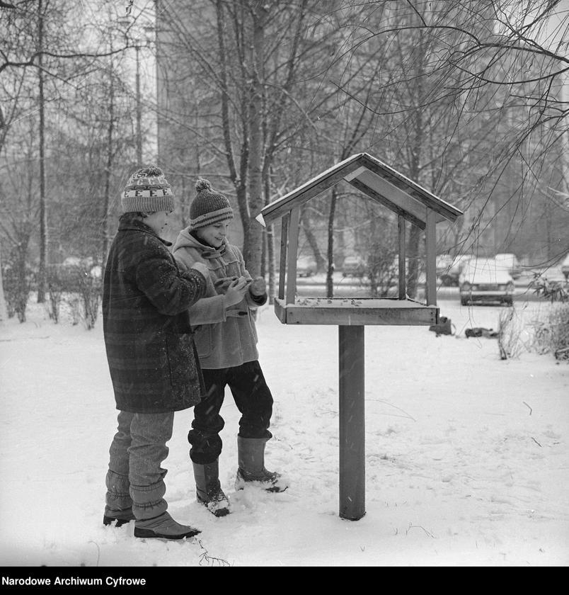 """Obraz 3 z kolekcji """"Zima w mieście"""""""