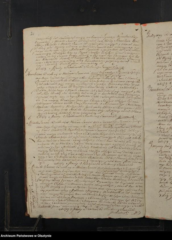 """image.from.unit """"Akta Urodzenia, Zeyścia i Małżeństw Parafij Janowskiey Obwodu Przasnyskiego Gubernij Płockiey z Roku 1837"""""""