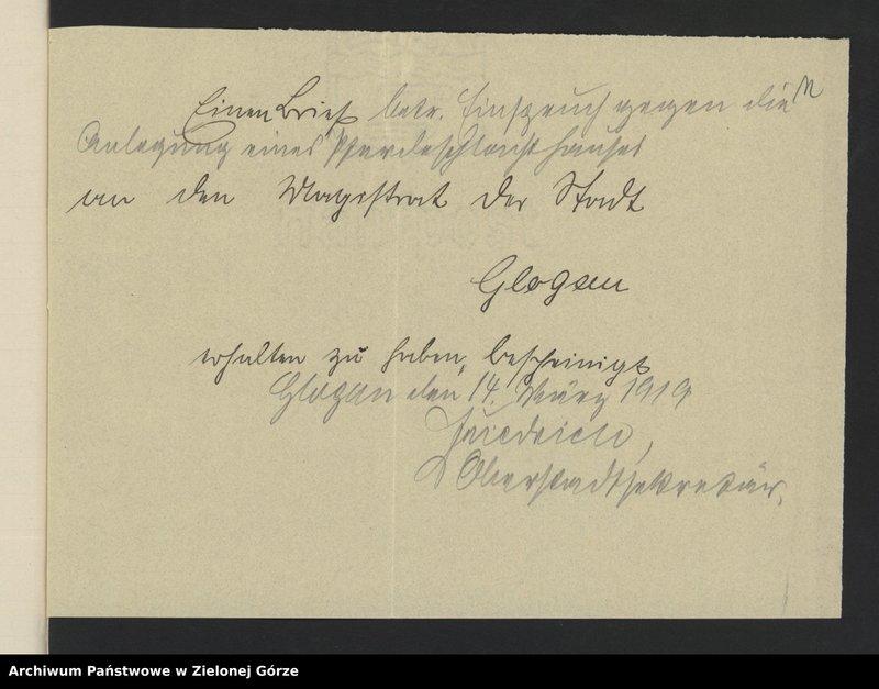 """Obraz 14 z jednostki """"St. Barbara - Friedhof [Cmentarz św. Barbary w Głogowie]"""""""