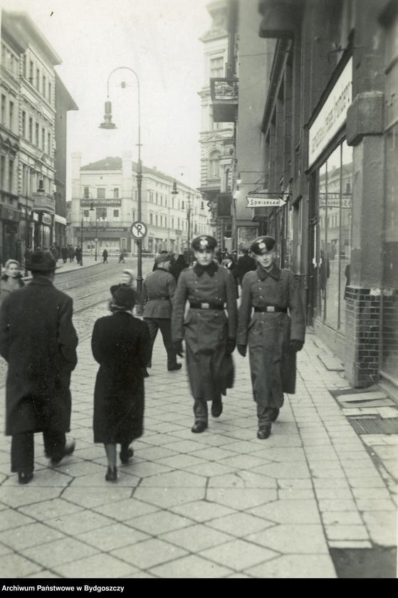 """Obraz 4 z kolekcji """"Wojna i okupacja hitlerowska w Bydgoszczy"""""""