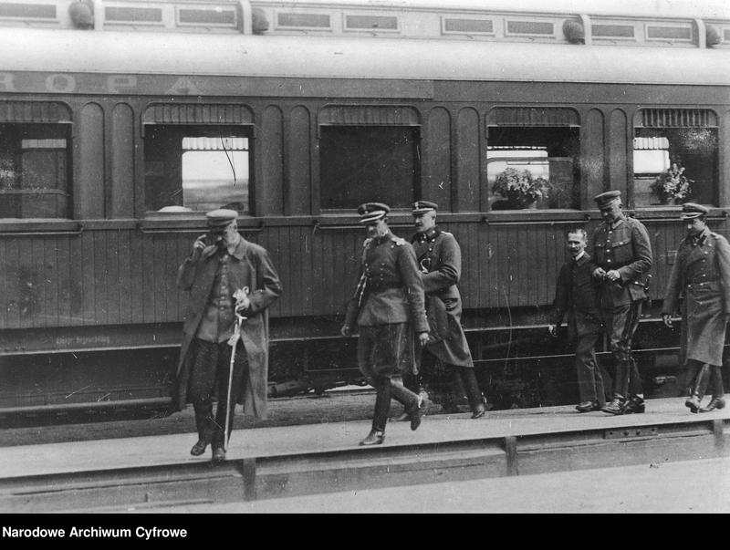 """Obraz 1 z jednostki """"Józef Piłsudski w podróży"""""""