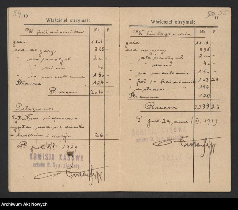 """Obraz 4 z kolekcji """"Władysław Sikorski - biografia w dokumencie archiwalnym"""""""