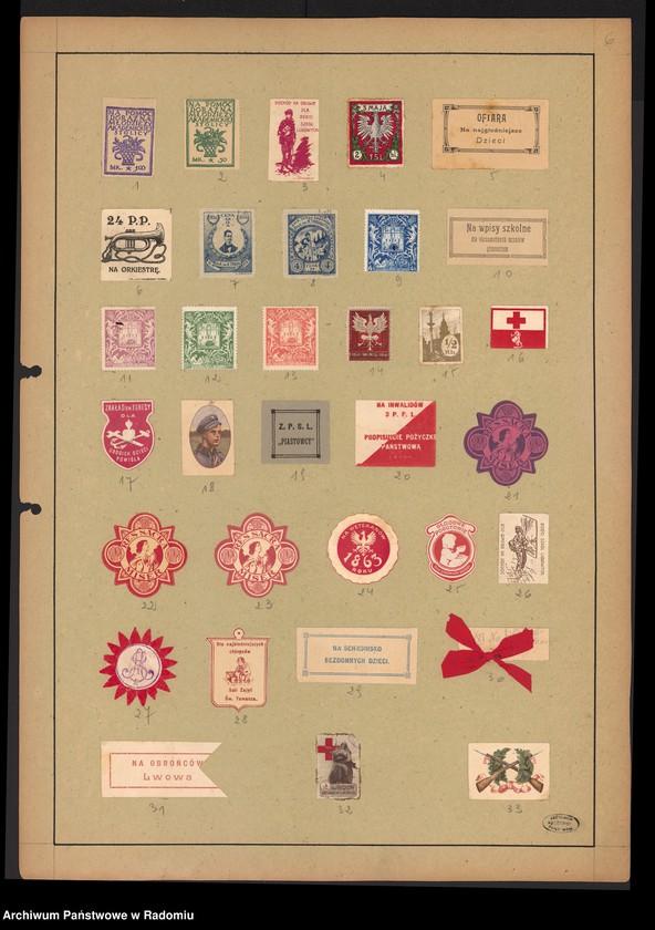 """Obraz 16 z kolekcji """"Polskie Towarzystwo Czerwonego Krzyża/Polski Czerwony Krzyż"""""""