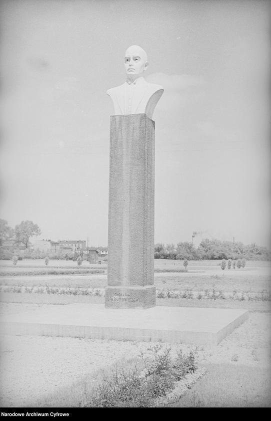 Obiekt Popiersie Gabriela Narutowicza. z jednostki Częstochowa