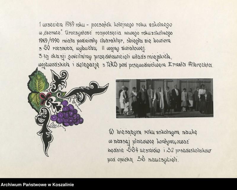 """Obraz 15 z kolekcji """"Witaj szkoło!"""""""