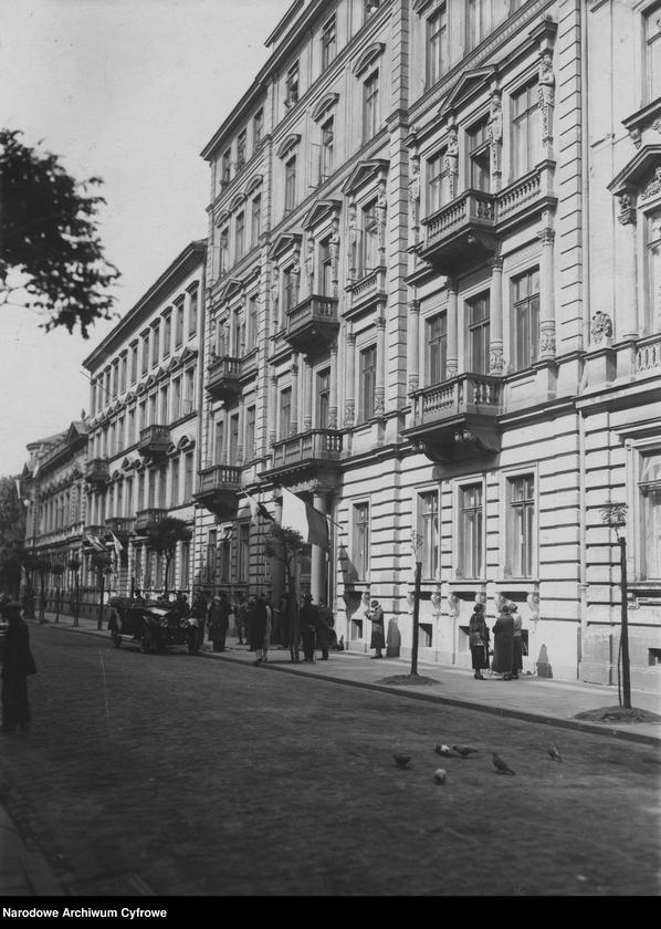 """Obraz 8 z kolekcji """"Warszawa na początku XX wieku"""""""