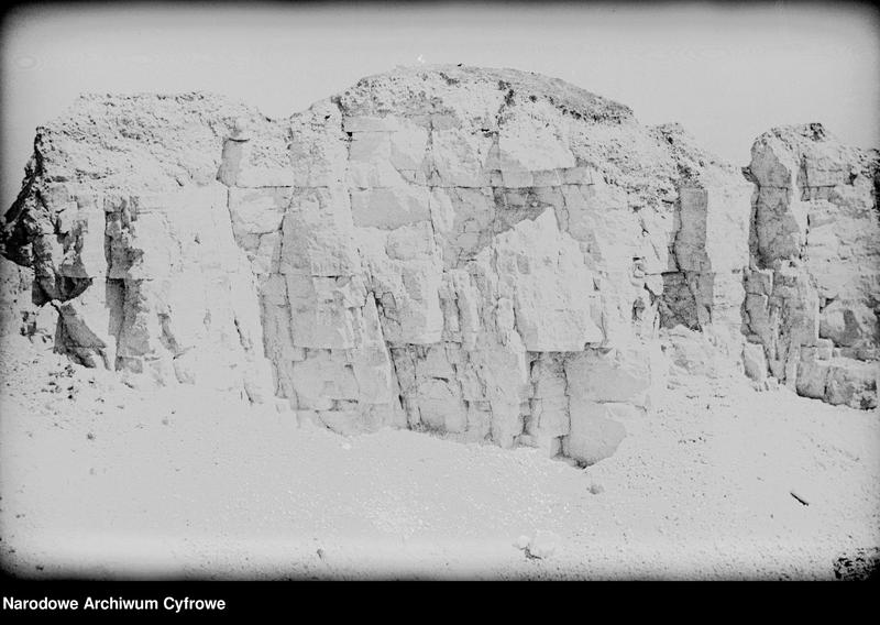 Obiekt Fragment kamieniołomu. z jednostki Częstochowa