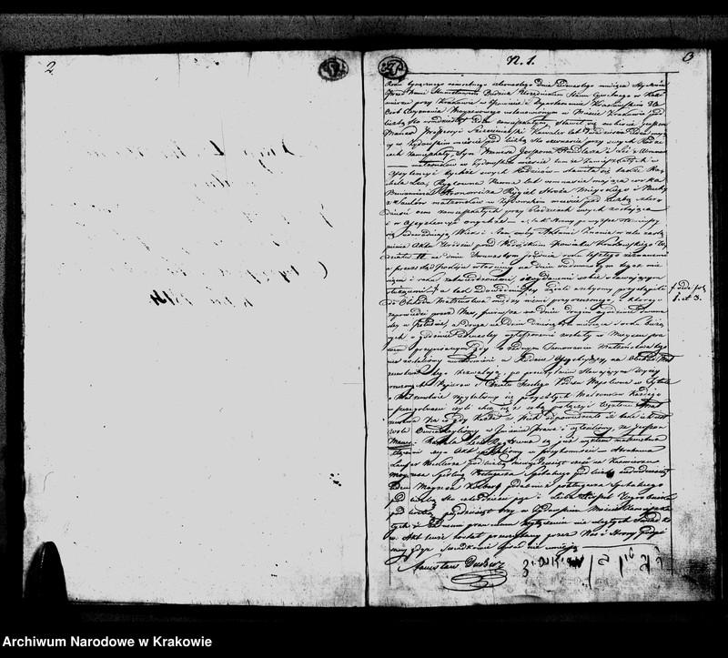 """image.from.unit """"Księga Aktow Zapowiedzi Małzenstw i Rozwodow. Gminy Wyznania Moyzeszowego. Synagogi Kazimierskiey przy Krakowie na Rok 1814"""""""
