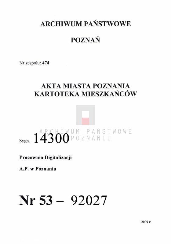 """Obraz 1 z jednostki """"Borne - Borowicz"""""""