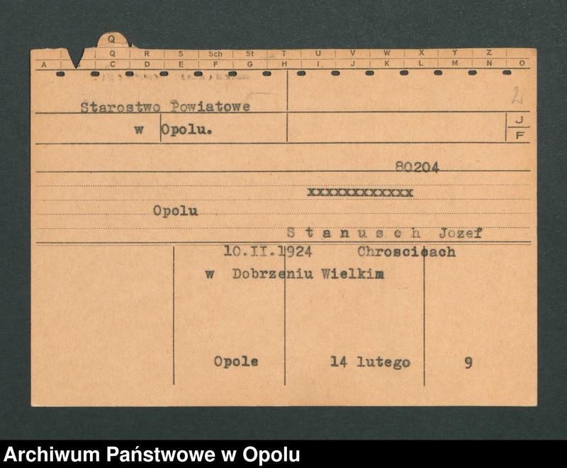 """Obraz 4 z jednostki """"[Nowak Michael, ur. 22.9.1887, zam. Mühlendorf]"""""""