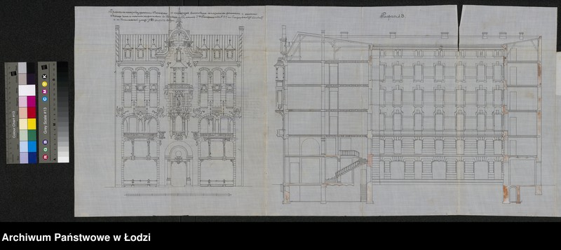 """Obraz 1 z kolekcji """"Projekty budowlane"""""""