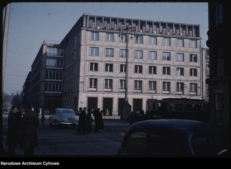 """Obraz 12 z kolekcji """"Poznań 1959"""""""