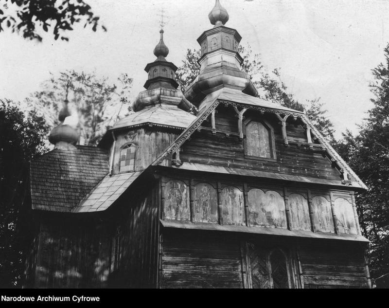 """Obraz 3 z kolekcji """"Cerkwie"""""""