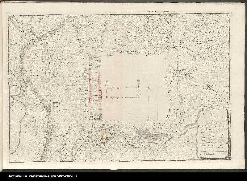 """Obraz 2 z kolekcji """"Obóz wojsk polskich i saksońskich pod Radewitz, 1730"""""""