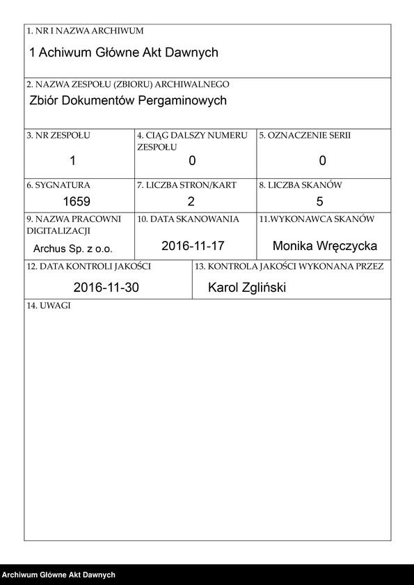 """Obraz 1 z jednostki """"Władysław IV, król polski, podnosi Pragę nad Wisłą do godności miasta, nadaje jej prawo magdeburskie i szereg uprawnień."""""""