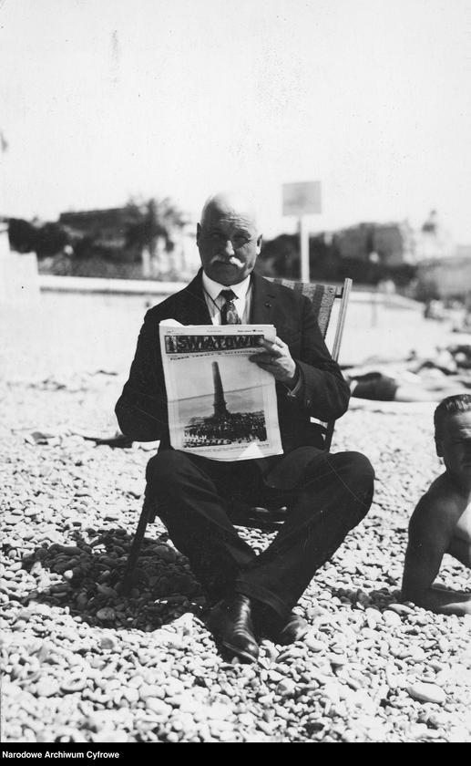 """Obraz 9 z kolekcji """"Przedwojennej plaży czar"""""""