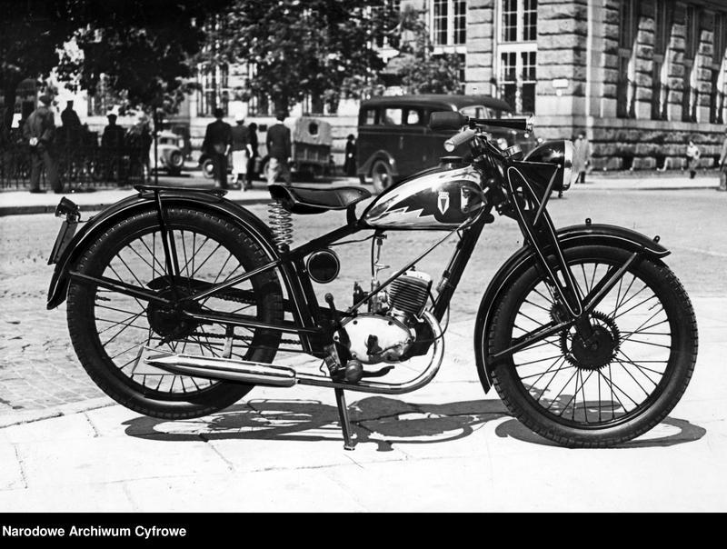 "Obraz 1 z jednostki ""Motocykle"""