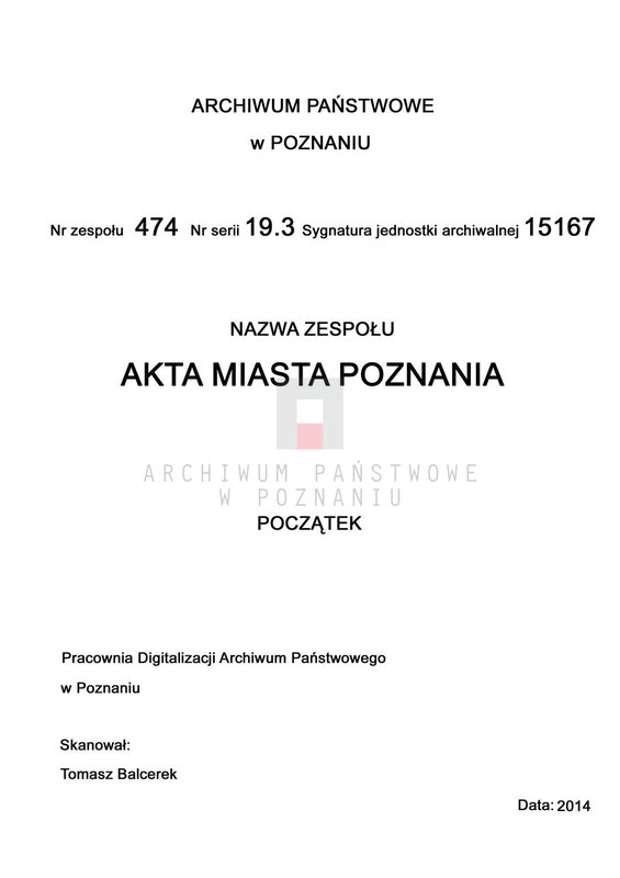 """Obraz 2 z jednostki """"Tabacka - Tadrańska"""""""