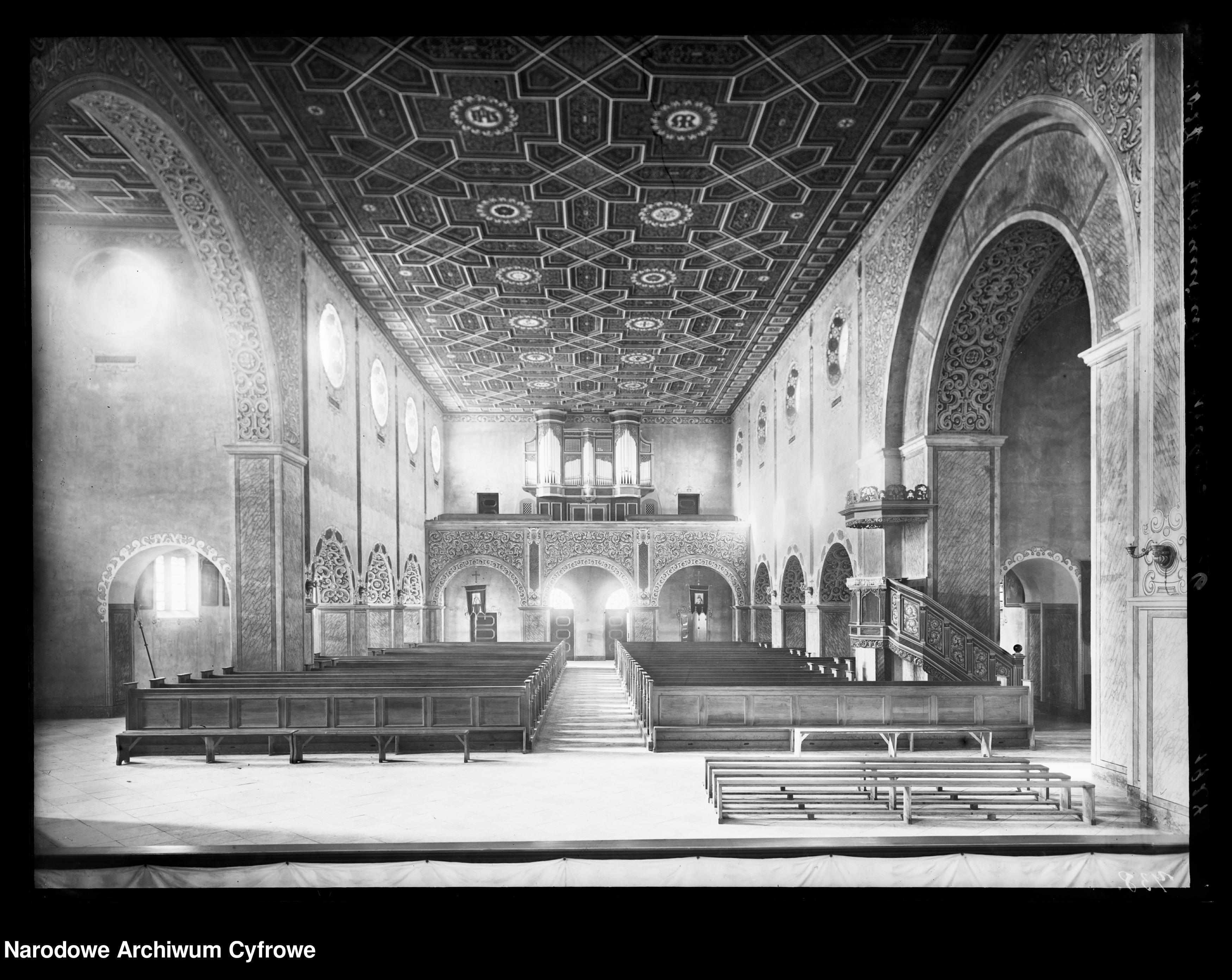 Skan z jednostki: Kościół Matki Boskiej Szkaplerznej w Chrząszczycach