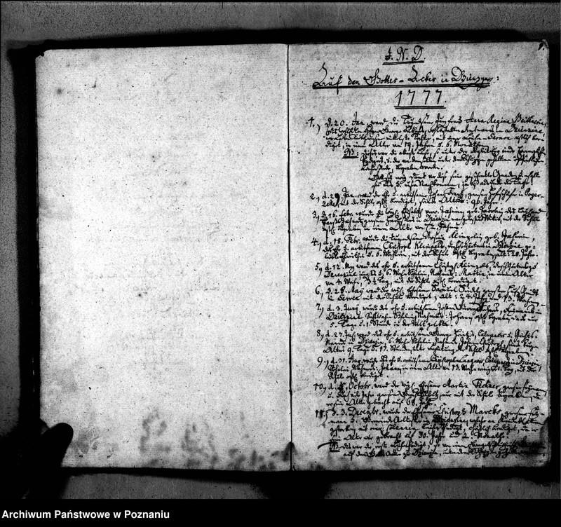"Obraz z jednostki ""Kirchenbuch der Verstorbenen"""