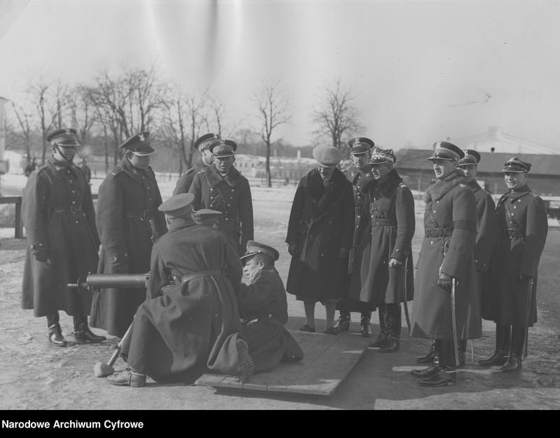 """Obraz 5 z jednostki """"Wizyta posła Afganistanu Shah Khan Wali w 1. Pułku Szwoleżerów i 1. Dywizjonie Artylerii Konnej w Warszawie"""""""