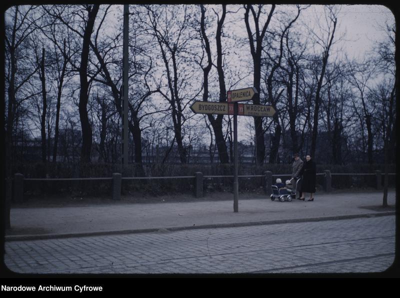 """Obraz 13 z kolekcji """"Poznań 1959"""""""