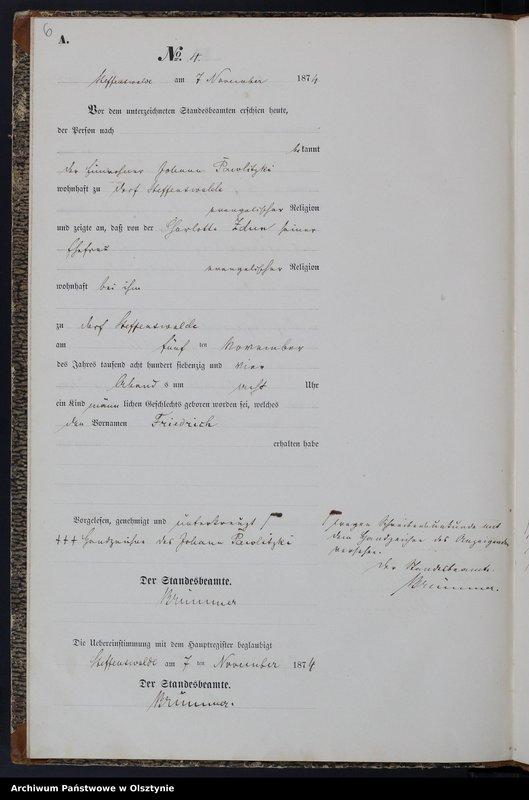"""image.from.team """"Urząd Stanu Cywilnego w Szczepankowie pow. ostródzki"""""""