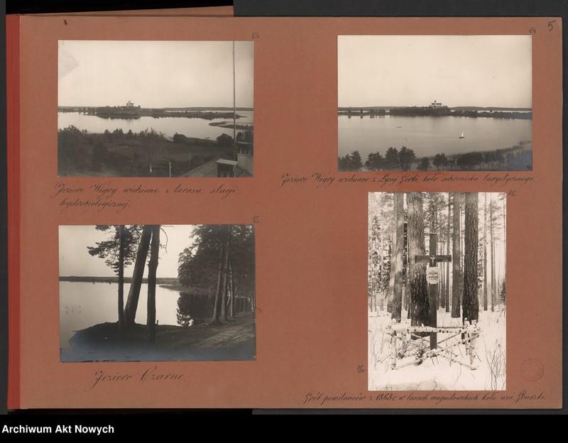 """Obraz 8 z jednostki """"Ziemia Suwalska. Album z fotografiami ."""""""