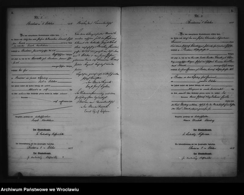"image.from.unit ""Geburts-Haupt-Register Breslau II 1874 Band 1"""