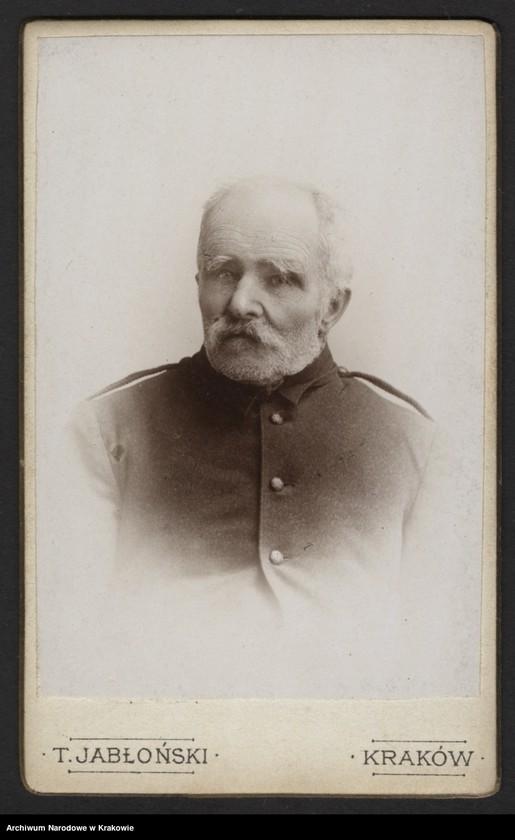"""Obraz 4 z jednostki """"Zdjęcia powstańców z r. 1863/64 [21 sztuk (w tym dublety) + 1 wycinek z gazety]"""""""