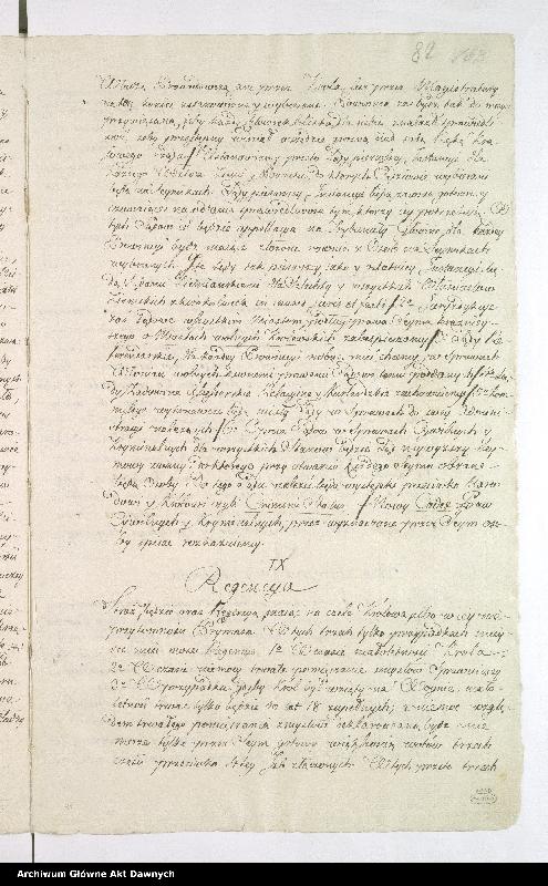 """Obraz 10 z kolekcji """"Oryginał Konstytucji 3 maja"""""""