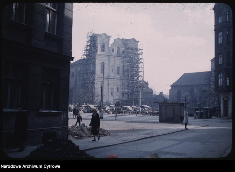 """Obraz 4 z kolekcji """"Poznań 1959"""""""