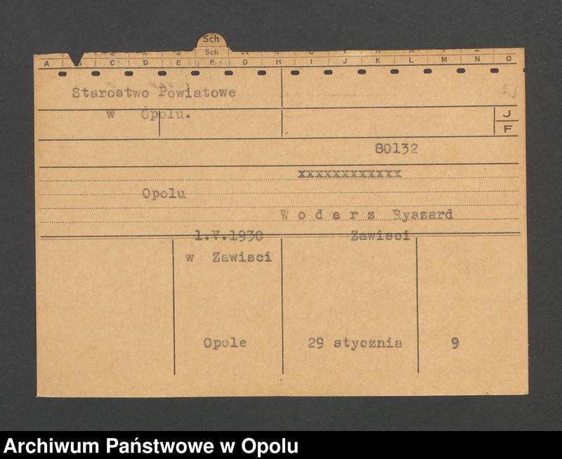 """Obraz 4 z jednostki """"[Nikel Johann, ur. 9.5.1897, zam. Bischdorf]"""""""