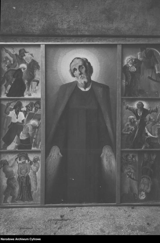 """Obraz 1 z kolekcji """"Św. Andrzej Bobola"""""""