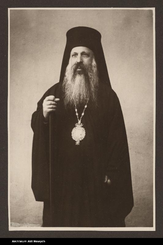 """Obraz z jednostki """"Tytulatura duchowieństwa prawosławnego, szaty i odznaki duchownych."""""""
