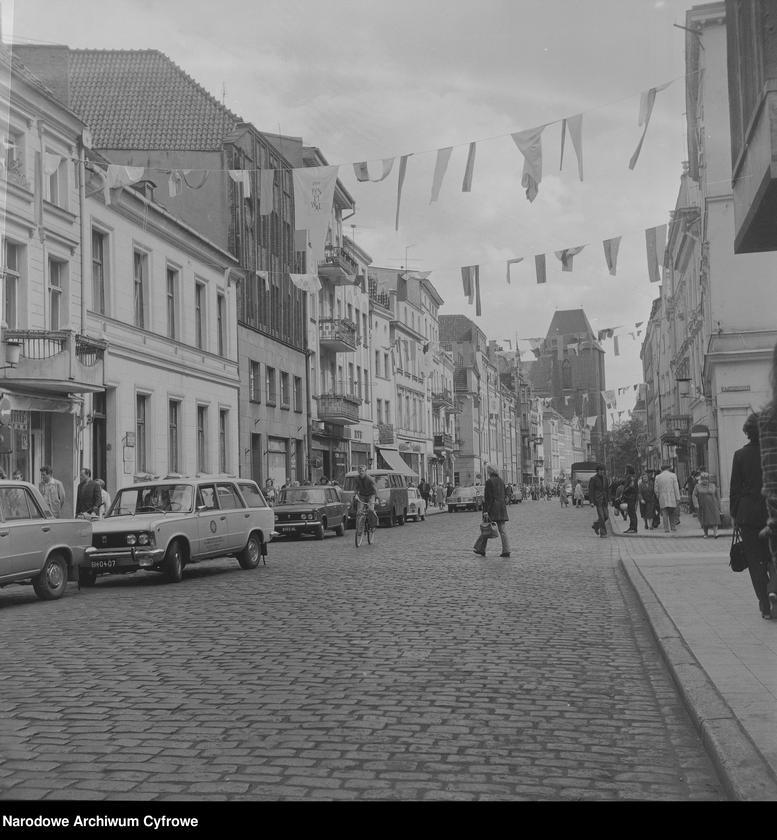 """Obraz 4 z kolekcji """"Toruń stare miasto XIX/XXw"""""""