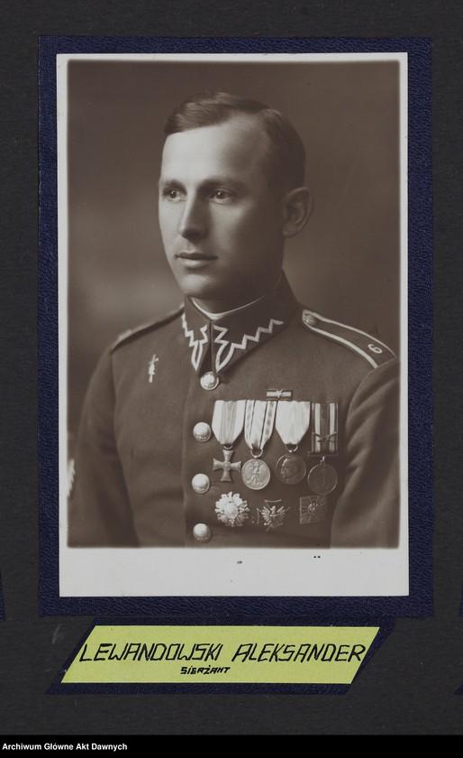 """Obraz 14 z jednostki """"Zbiór fotografii. Album Korpus podoficerów zawodowych 6 pułku piechoty Legionów. Wilno 28 VII 1934."""""""